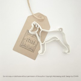 Basenji Details - Cookie Cutter