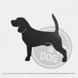 Beagle Silhouette 5