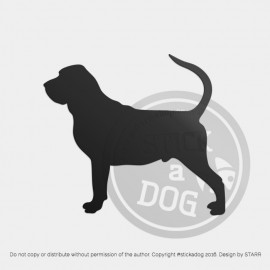 Bloodhound Silhouette