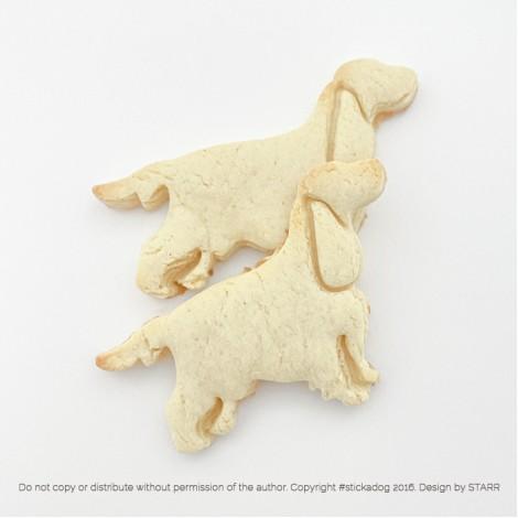 Cocker Spaniel Details - Cookie Cutter