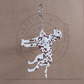 Key Chain (BREEDS) Dalmatian