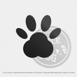 Dog Paw 01 (package)