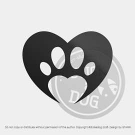 Dog Paw 02 (package)