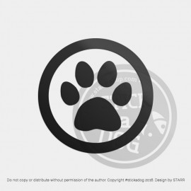 Dog Paw 04 (package)
