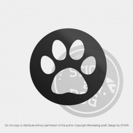 Dog Paw 05 (package)