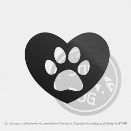 Dog Paw 06 (package)