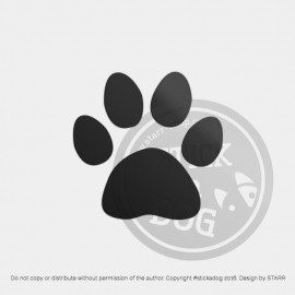 Dog Paw 07 (package)