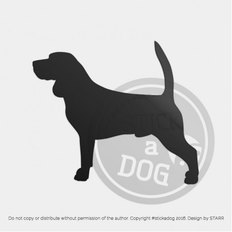 Beagle Silhouette 6