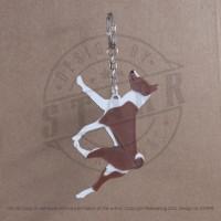 Key Chain (BREEDS) Basenji